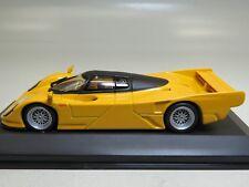 Daur Porsche 962 Street Version Yellow 1/43 Minichamps 430064001 Very Rare!!