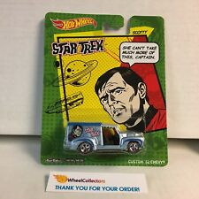 Custom '52 Chevy * Star Trek * Pop Culture Hot Wheels * YC4