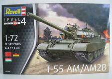 T-55 AM/AM2B  Kampfpanzer  Bausatz  Revell  Maßstab 1:72  OVP  NEU