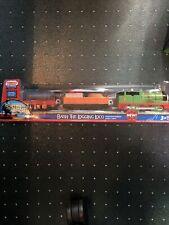 RARE Thomas & Friends Trackmaster BASH The Logging Loco, See Photo