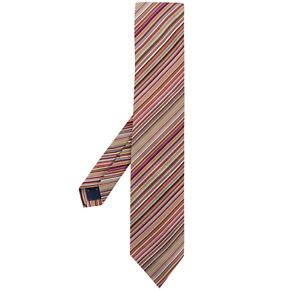 Paul Smith Tie - BNWT Men's Signature Multi Stripe Silk Classic Tie RRP: £100.00