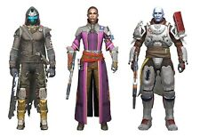 "Destiny 2 Full Set of 3 McFarlane 7"" Action Figures Cayde Zavala and Ikora Rey"