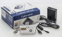 Sony DSC-W180 DSC W180 DSCW180 Cybershot Cyber-Shot Kamera Digitalkamera OVP