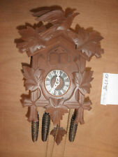 Cuckoo Clock German See Video Black Forest working 1 Day Ck2797