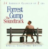 FORREST GUMP-THE SOUNDTRACK 2 CD OST NEW
