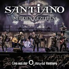 Mit Den Gezeiten-Live Aus Der O2 World Hamburg von Santiano (neu + OVP)