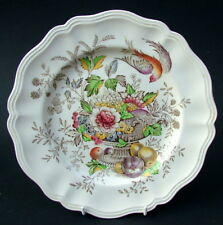 Royal Doulton Hampshire D6141 Breakfast or Sm Size Dinner Plates 24.5cm - in VGC