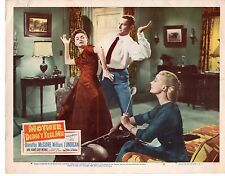 DOROTHY MCGUIRE WILLIAM LUNDIGAN MOTHER DIDN'T TELL ME 11x14 Lobby Card LC677