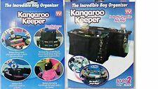 Organizador De Carteras Monedero Bolsa de mano SEGURA DE COSAS KANGAROO KEEPER pequeños y grandes 2pc Set