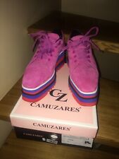 CAMUZARES boots Italy 38 size