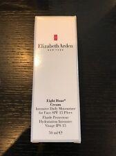Elizabeth Arden Eight Hour Cream Intensive Daily Moisturizer for FACE SPF15 50ml