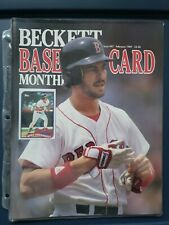 Beckett Baseball Card Monthly issue #47 1989 Mike Greenwell/Kirk Gibson