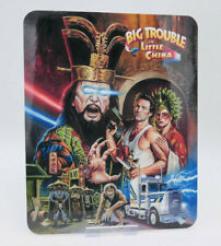 BIG TROUBLE IN LITTLE CHINA - Bluray Steelbook Magnet Cover (NOT LENTICULAR)