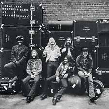 The Allman Brothers Band - At Fillmore East NEW LP