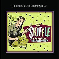 SKIFFLE THE ESSENTIAL RECORDINGS 2 CD NEU