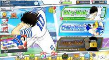 Captain Tsubasa Dream Team Globale Starter 6100+ DreamBalls 39xSSR
