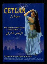 Ceylan  Autogrammkarte Original Signiert ## BC 158579