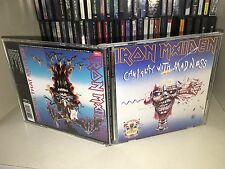 IRON MAIDEN CAN I PLAY WITH MADNESS THE EVIL THAT MEN DO RARO CD LIMITED EDITION