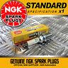 1 x NGK SPARK PLUGS 7529 FOR FORD CAPRI 3.0 (68-->73)