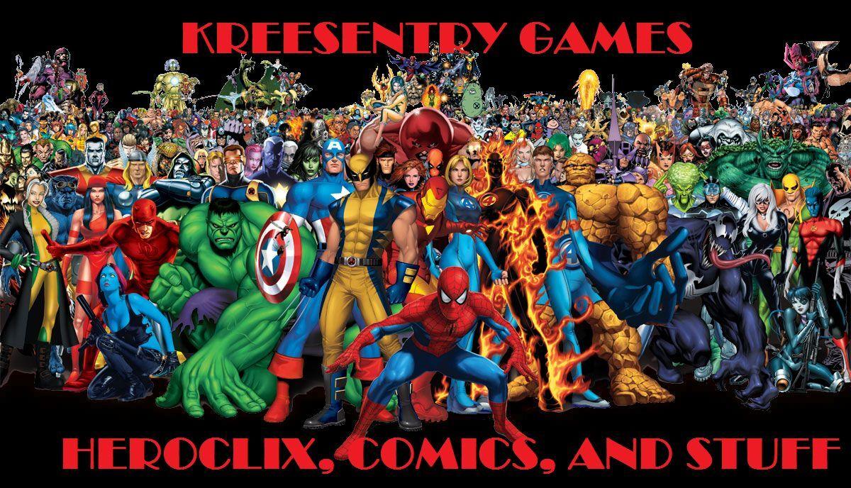 Kreesentry Games