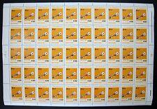 Burma Stamps 50 Kyat Musical Instrument Collection Rare Old Never Hinged Burmese