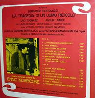 OST  LA TRAGEDIA DI UN UOMO RIDICOLO LP  ENNIO MORRICONE   ITALY   1981