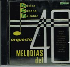 Orquesta Melodias del  40    BRAND NEW SEALED CD