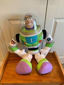 "Large Plush Buzz Lightyear Mattel/Disney 27""/70cm"