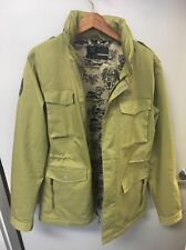 DC Tick Snowboard Jacket Military 10K Small Used