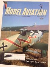 Model Aviation Magazine Sale Masters Free Flight World March 2002 041417nonrh