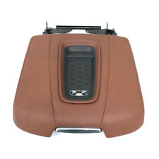 Escalade Center Console Armrest Lid Kona Brown OEM w/ Phone Dock Charger