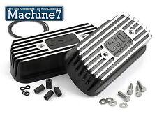 Classic VW Beetle Engine Bolt On Rocker Cover Cap Black 12-1600cc Bug T2 Bus CSP