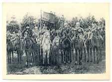 Russian Civil War 3rd Entente Campaign Red Belorussian Partisans PC ca 1926