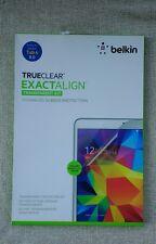 "Belkin Samsung Galaxy Tab 4 8"" EXACTALIGN KIT Advanced Screen Protector"