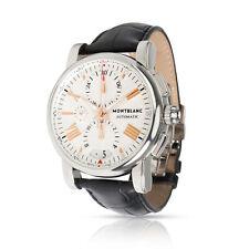 Montblanc Star 105856 Men's Watch in  Stainless Steel
