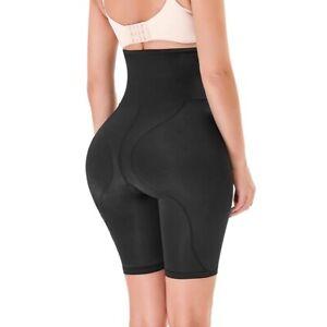Body Shaper Butt Lifter Buttocks Hip Sponge Pad Tummy Control Panties Shapewear