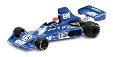 Tyrrell Ford 007 M.leclere 1975 #15 Retired Usa Gp 1:43 Model 400750115