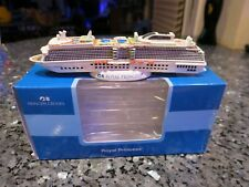 PRINCESS Cruise Line ROYAL PRINCESS MINI (7 inch) Cruise Ship Model PCL