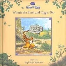 Disney  Winnie the Pooh and Tigger Too (Large Hardback) - NEW