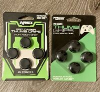 2 Sets New Pro Gamer Thumb Grips for Xbox One  KMD KMD-XB1-3088 Xbox One Grips