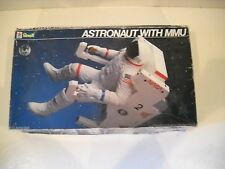 Revell Astronaut with MMU backpack plastic model from 1984 opened / sealed bags