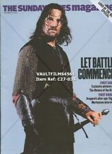 November Sunday Times Film & TV Magazines in English