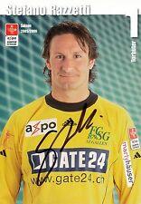 Stefano Razzetti   FC St.Gallen  Autogrammkarte original signiert 308345