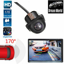 COMPACT BACK UP CAMERA CAR REAR VIEW REVERSE AID PARKING ASSISTANCE NIGHT VISION