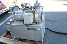 Yuken Hydraulic Piston Pump Unit YA16-B-6-1.5-1021;60