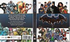 BATMAN CHARACTER ENCYCLOPEDIA Book   -  CLEARANCE