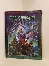 Shadowrun: Man & Machine Cyberware, RPG, Fasa, Softcover