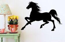 Galopping Horse Pferd Wandtattoo Wallpaper Wand Schmuck 53 x 75 cm Wandbild