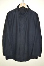 HUGO BOSS MENS LIGHTWEIGHT SMART COAT JACKET BLACK size MEDIUM/LARGE