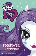 My Little Pony Equestria Girls: Sleepover Surprise (Paperback) [NEW] 2017